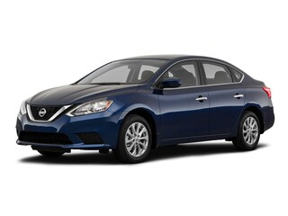 New 2019 Nissan Sentra S S CVT for sale near you in Denver, CO