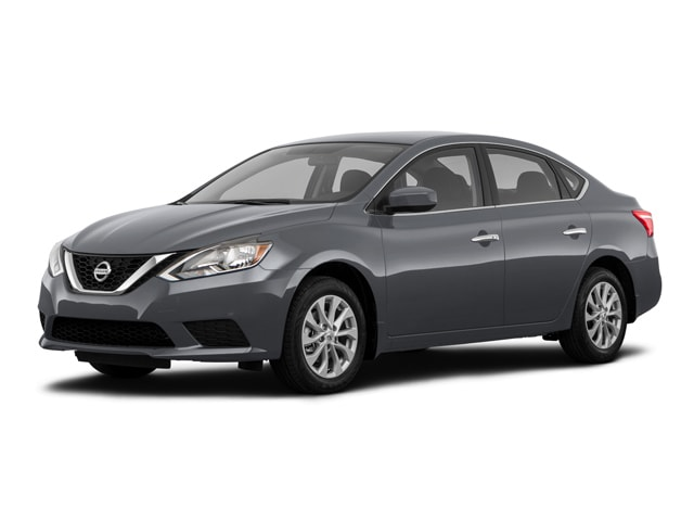 New 2019 Nissan Sentra S Sedan in West Simsbury