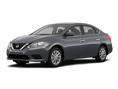 New 2019 Nissan Sentra S Sedan N2265 for Sale near Altoona, PA, at Nissan of State College
