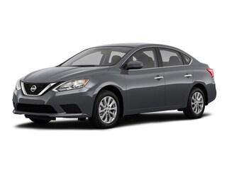 New 2019 Nissan Sentra S Sedan Westborough