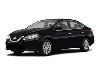 New 2019 Nissan Sentra S Sedan for sale in Manhattan, KS at Briggs Manhattan