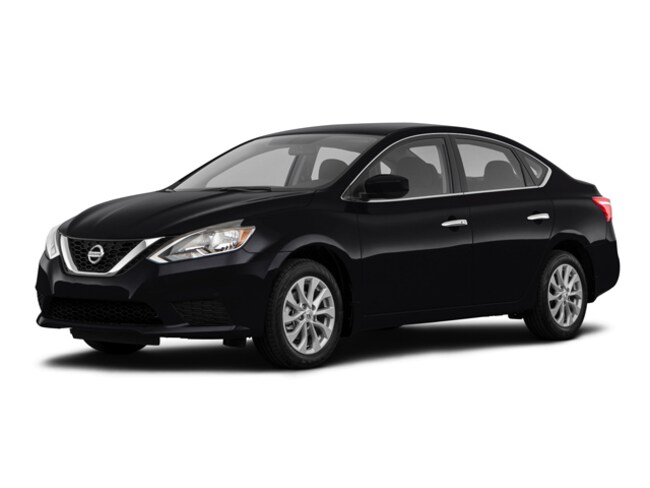New 2019 Nissan Sentra S Sedan near Newark