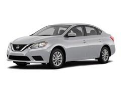 Bargain Used  2019 Nissan Sentra S Sedan for Sale in Hopkinsville KY