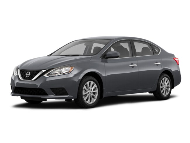 New 2019 Nissan Sentra S Sedan for sale in Flagstaff, AZ