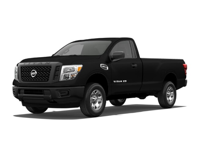 New 2019 Nissan Titan XD For Sale St Louis Nissan