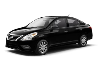 2019 Nissan Versa Sedan Super Black