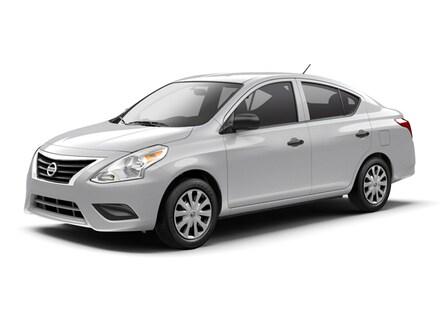 2019 Nissan Versa 1.6 Sedan