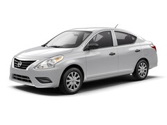 Used 2019 Nissan Versa Sedan S Manual Sedan in Burlingame, CA