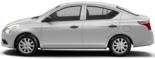 2019 Nissan Versa Sedan 1.6 S