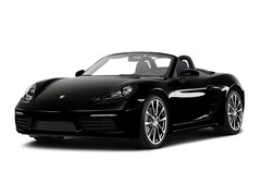 New 2019 Porsche 718 Boxster Boston