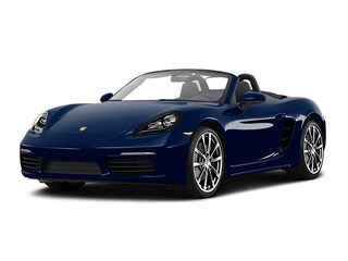 New 2019 Porsche 718 Boxster Cabriolet for sale in Norwalk, CA at McKenna Porsche