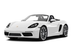 2019 Porsche 718 Boxster Base Convertible