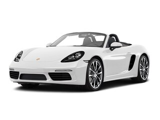 New 2019 Porsche 718 Boxster Cabriolet for sale in Nashville, TN