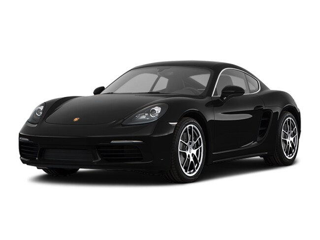 New 2019 Porsche 718 Cayman Coupe for sale in Houston, TX