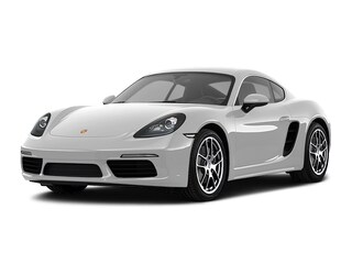 2019 Porsche 718 Cayman Coupe 2dr Car