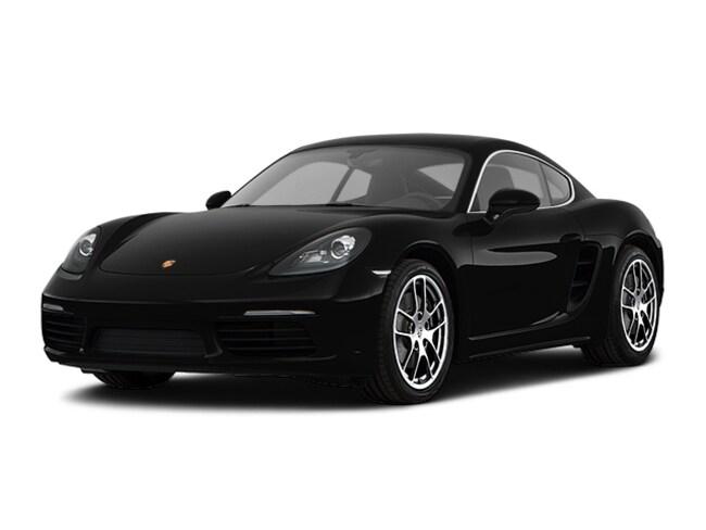 New Porsche 2019 Porsche 718 Cayman Coupe for sale in Boston, MA