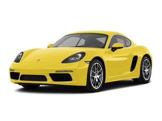 2019 Porsche 718 Cayman Coupe Coupe
