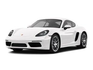 2019 Porsche 718 Cayman Coupe