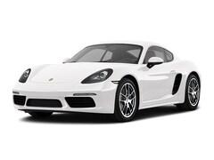 2019 Porsche 718 Cayman 2DR COUPE Coupe