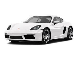 New 2019 Porsche 718 Cayman 2DR COUPE Coupe Chapel Hill