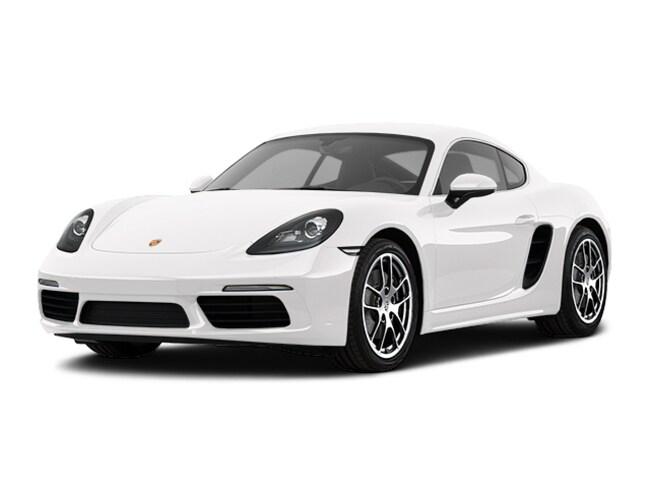 2019 Porsche 718 Cayman Base Coupe