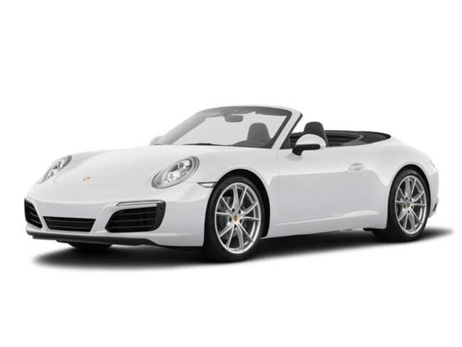 2019 Porsche 911 Carrera Cabriolet Cabriolet