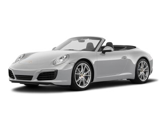 Certified 2019 Porsche 911 Carrera Convertible in Jackson, MS