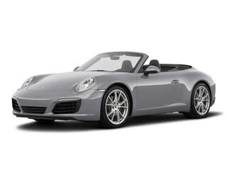 New 2019 Porsche 911 Carrera Cabriolet for sale in Norwalk, CA at McKenna Porsche