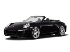 New 2019 Porsche 911 Carrera Convertible Boston