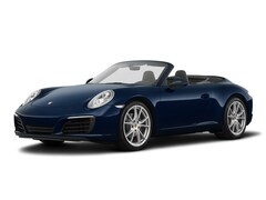 2019 Porsche 911 Carrera Convertible