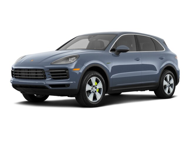 New 2019 Porsche Cayenne E-Hybrid E-Hybrid SUV for sale in Rockville, MD