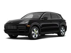 New 2019 Porsche Cayenne E-Hybrid E-Hybrid Sport Utility Burlington, MA
