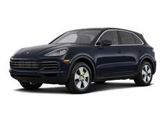 2019 Porsche Cayenne E-Hybrid S Hybrid SUV