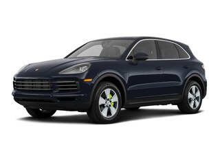 2019 Porsche Cayenne E-Hybrid E-Hybrid SUV