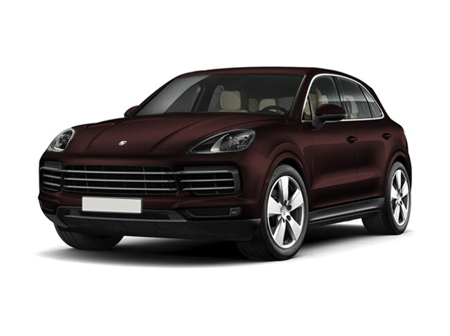 New 2019 Porsche Cayenne SUV for sale in Houston, TX