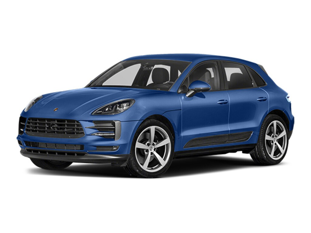 Used 2019 Porsche Macan For Sale At Porsche Clifton Park
