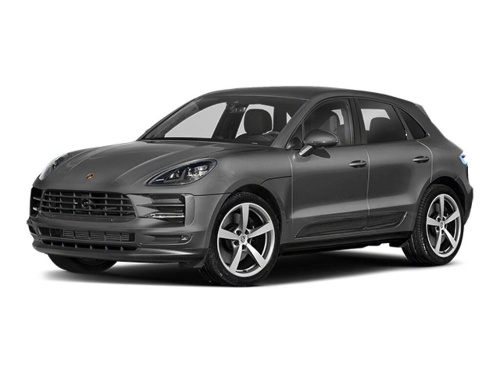 New 2019 Porsche Macan For Sale At Porsche Of Charlottesville Vin