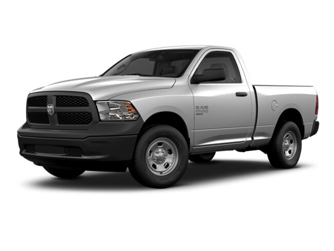 New 2019 Ram 1500 CLASSIC TRADESMAN REGULAR CAB 4X2 6'4 BOX Regular Cab in South Pittsburg, TN