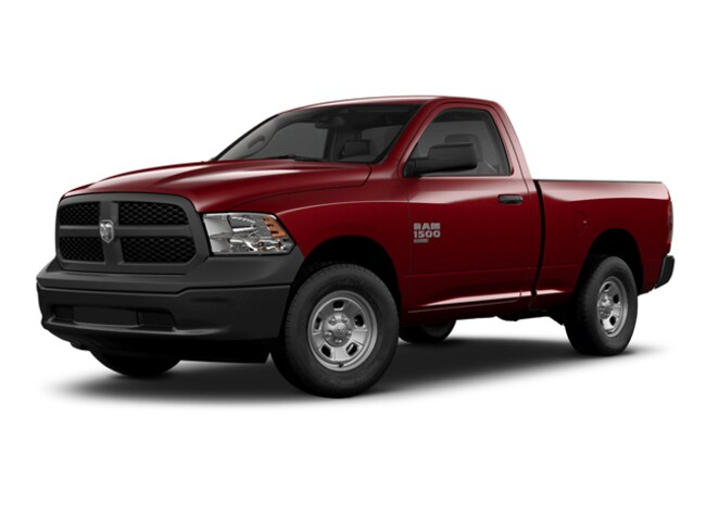 New 2019 Ram 1500 CLASSIC TRADESMAN REGULAR CAB 4X2 6'4 BOX Regular Cab in Baton Rouge