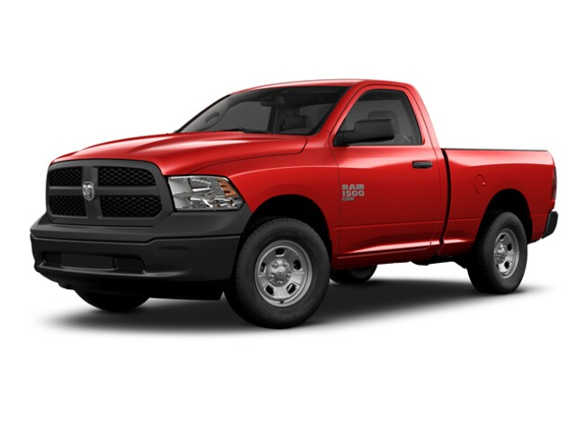New 2019 Ram 1500 CLASSIC TRADESMAN REGULAR CAB 4X2 6'4 BOX Regular Cab for sale in Easley, SC