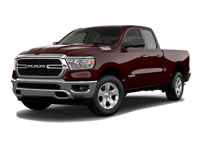 New 2019 Ram 1500 BIG HORN / LONE STAR QUAD CAB 4X4 6'4 BOX Quad Cab near White Plains