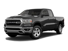 2019 Ram 1500 BIG HORN / LONE STAR QUAD CAB 4X4 6'4 BOX Quad Cab 1C6SRFBT6KN520905 for sale in Antigo, WI