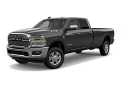 New 2019 Ram 2500 LARAMIE CREW CAB 4X4 6'4 BOX Crew Cab 3C6UR5FL3KG652722 for sale in Alto, TX at Pearman Motor Company