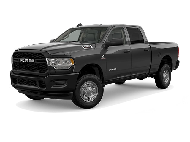 Featured New 2019 Ram 2500 TRADESMAN CREW CAB 4X4 6'4 BOX Crew Cab for Sale in Westfield, NY