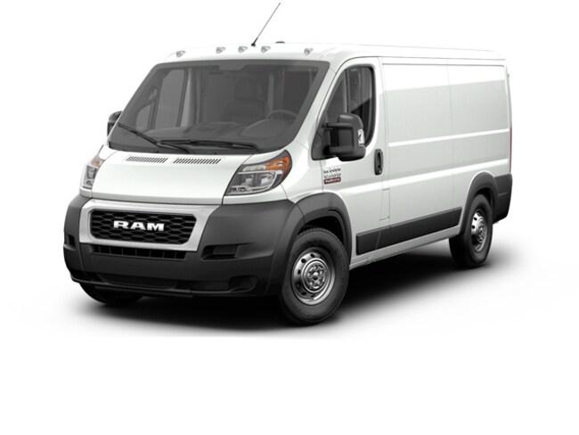 New 2019 Ram ProMaster 1500 CARGO VAN LOW ROOF 118 WB Cargo Van Painesville