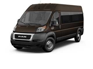2019 Ram ProMaster 2500 Window Van Walnut Brown Metallic Clearcoat