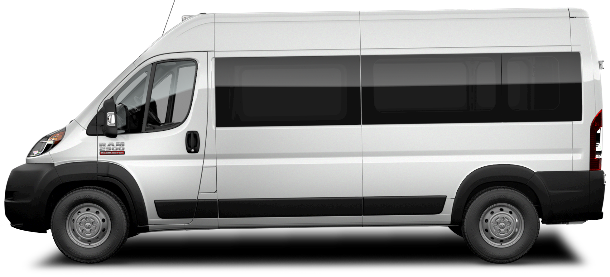 2019 Ram ProMaster 2500 Window Van High Roof