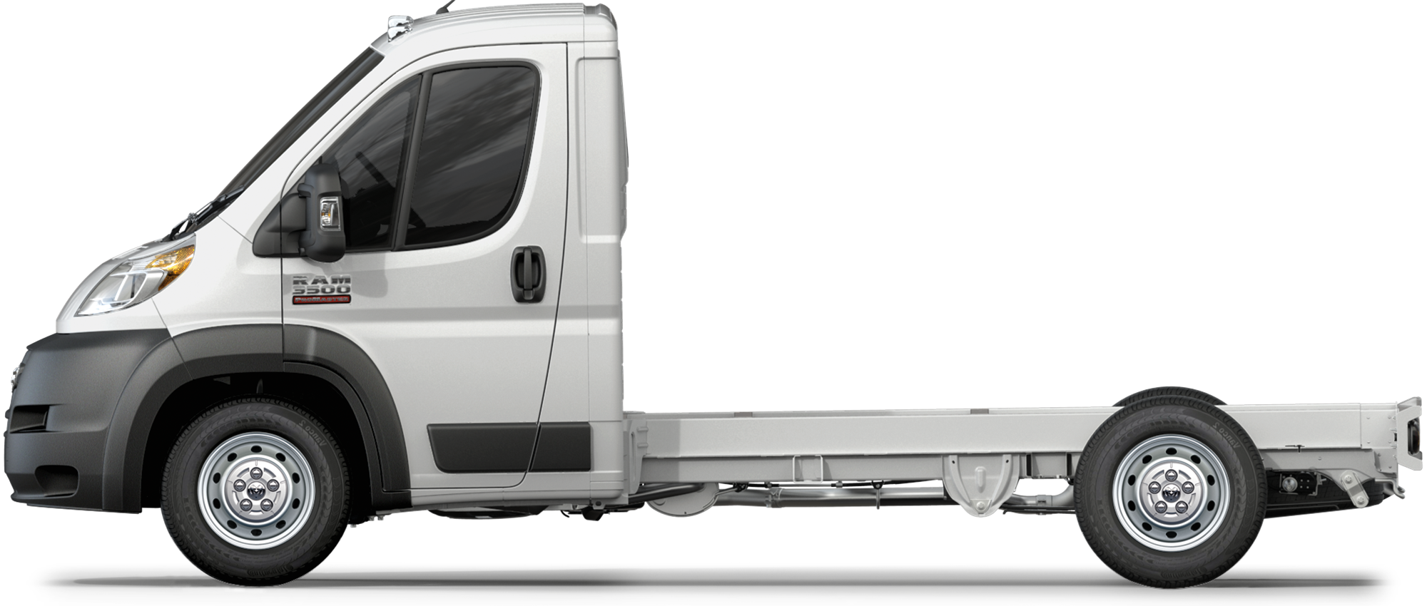 2019 Ram ProMaster 3500 Cab Chassis Truck Low Roof
