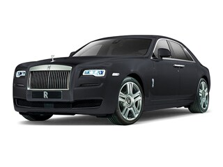 2019 Rolls-Royce Ghost Sedan