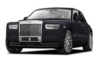 2019 Rolls-Royce Phantom Sedan
